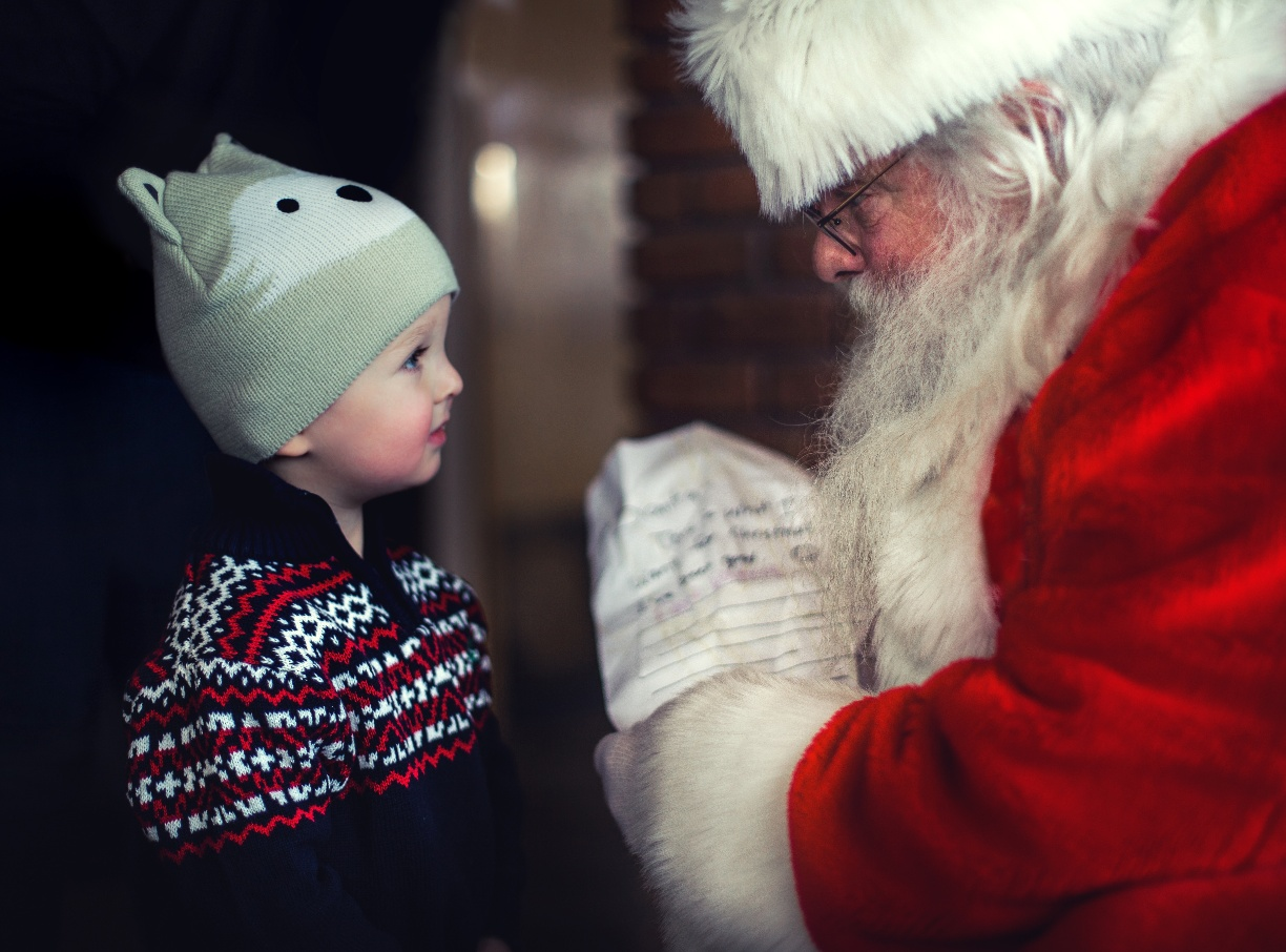 Does Santa Need Insurance? - Harrell Agency Services